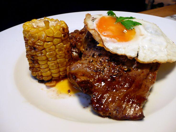 Hovězí steak Ranchero. #restaurace #ukastanubranik http://www.ukastanu.cz/branik