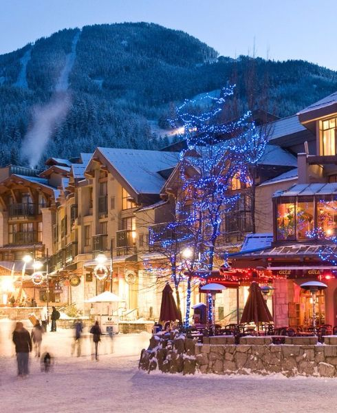 Whistler Blackcomb, British Columbia, Canada