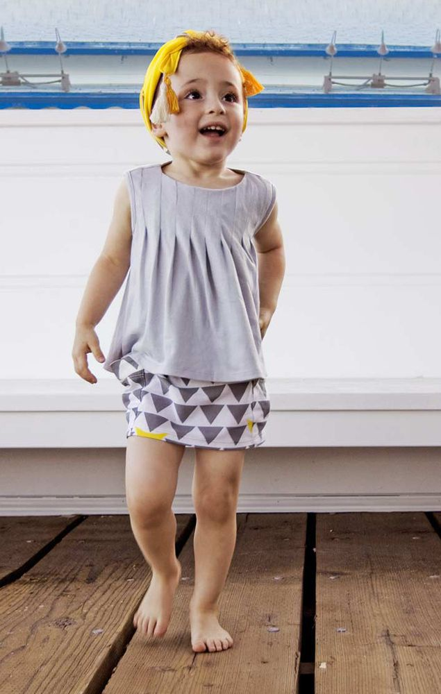 Skirt with large slip pockets by Omamimini2014 Kidswear, Minis Dog Qu, Baby Girls, Spring 2014, Omamimini Kidsfashion, Ss14 Kidswear, Kidswear Collection, Omami Minis, Omamimini Ss14