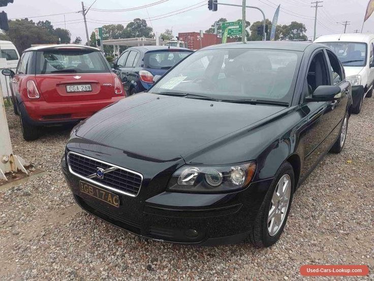 2005 Volvo S40 MS 2.4 Black Automatic 5sp A Sedan #volvo #s40 #forsale #australia