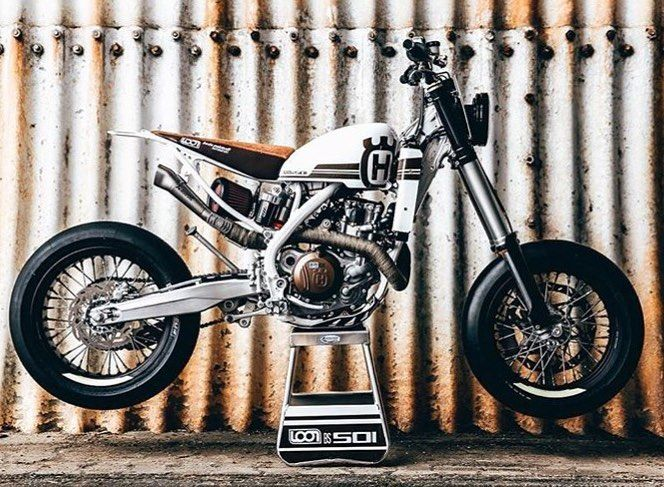 Husqvarna LOON BS501 #tracker by @loonics, found via @bikebrewers. www.mad4bikesuk.co.uk #mad4bikesuk