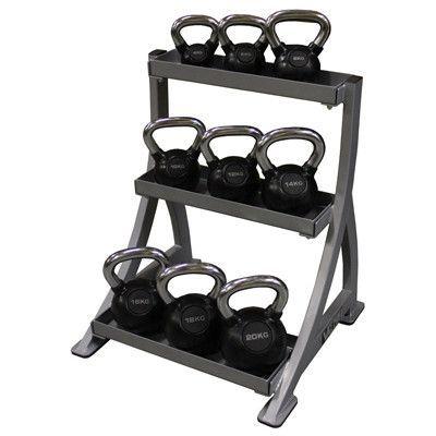 Valor Fitness BG-21 Kettlebell Rack