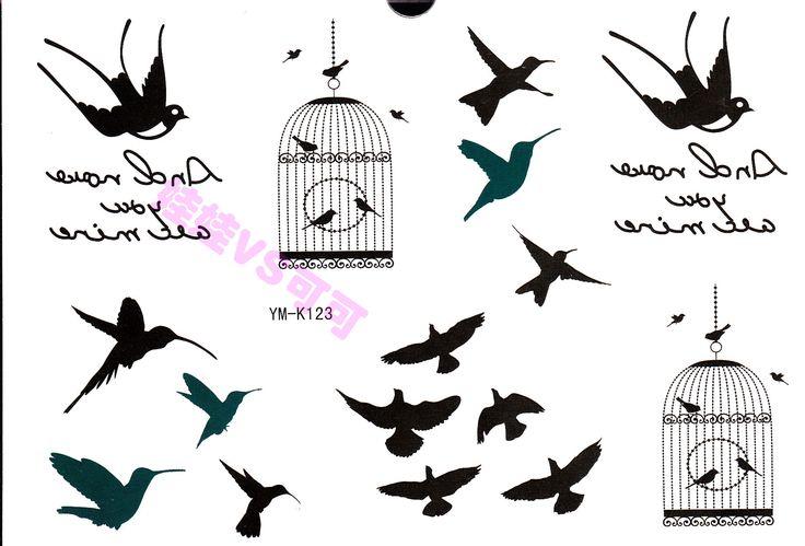 tatuajes aves diseños - Buscar con Google | Tatuajes | Pinterest ...