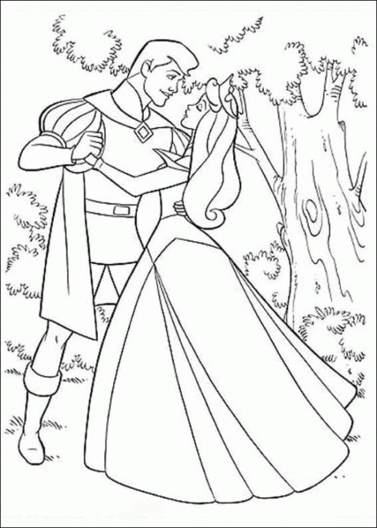 171 best SLEEPING BEAUTY images on Pinterest Drawings Coloring