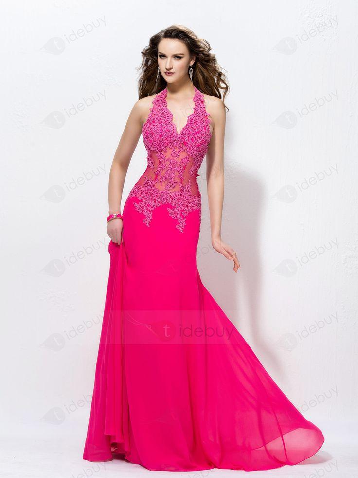 Mejores 8 imágenes de Vestidos de Gala en Pinterest | Vestido de ...