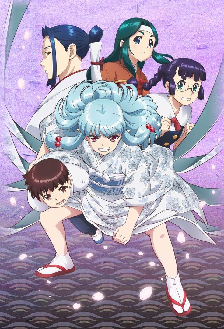 Anunciado reparto adicional y artistas de temas del Anime
