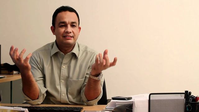 """Anies Bilang Ahok Tak Becus Jadi Gubernur Jakarta """"Emang Pak Anies Becus Jadi Mentri?"""" - INFOPOL.COM - Portal Berita Info Terbaru, Teraktual, Terpercaya, Dan Terupdate"""