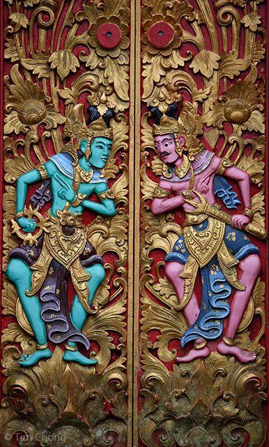 Door by oeyvind, via Flickr Bali, Indonesia