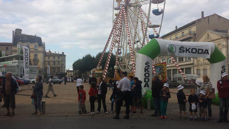 Tour de France 2014 Carcassonne départ