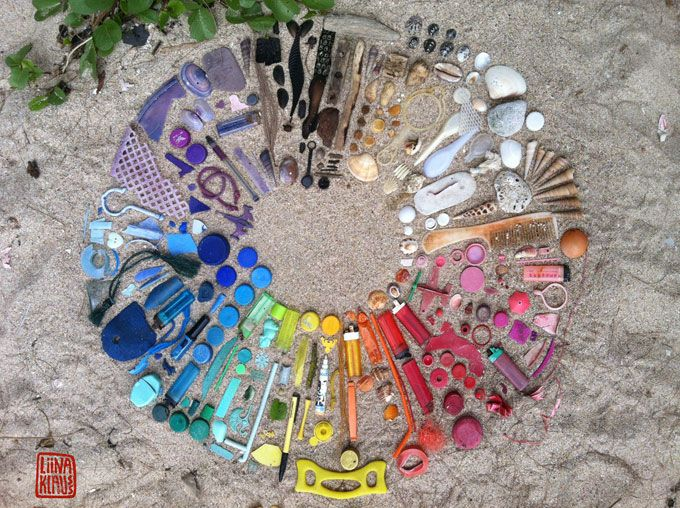 One Man's Trash is Another's Art – Raising Marine Life Awareness with the Ocean Art Walk