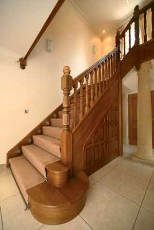Awesome Bull Nose Bottom Steps   Ideas For The House   Pinterest   Posts, Stairs  And Interiors