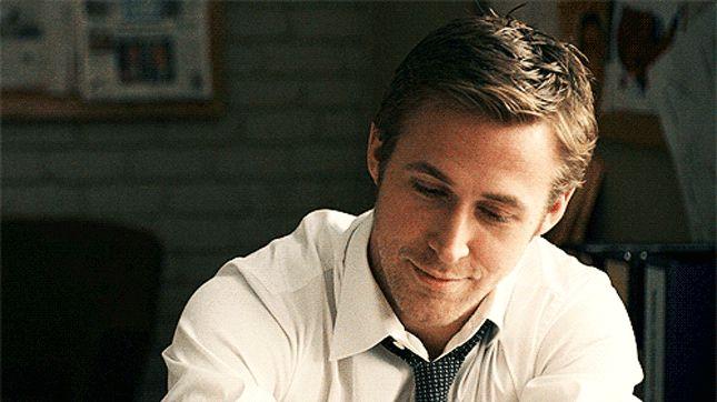 Celebrate Ryan Gosling's birthday with 10 GIFs.