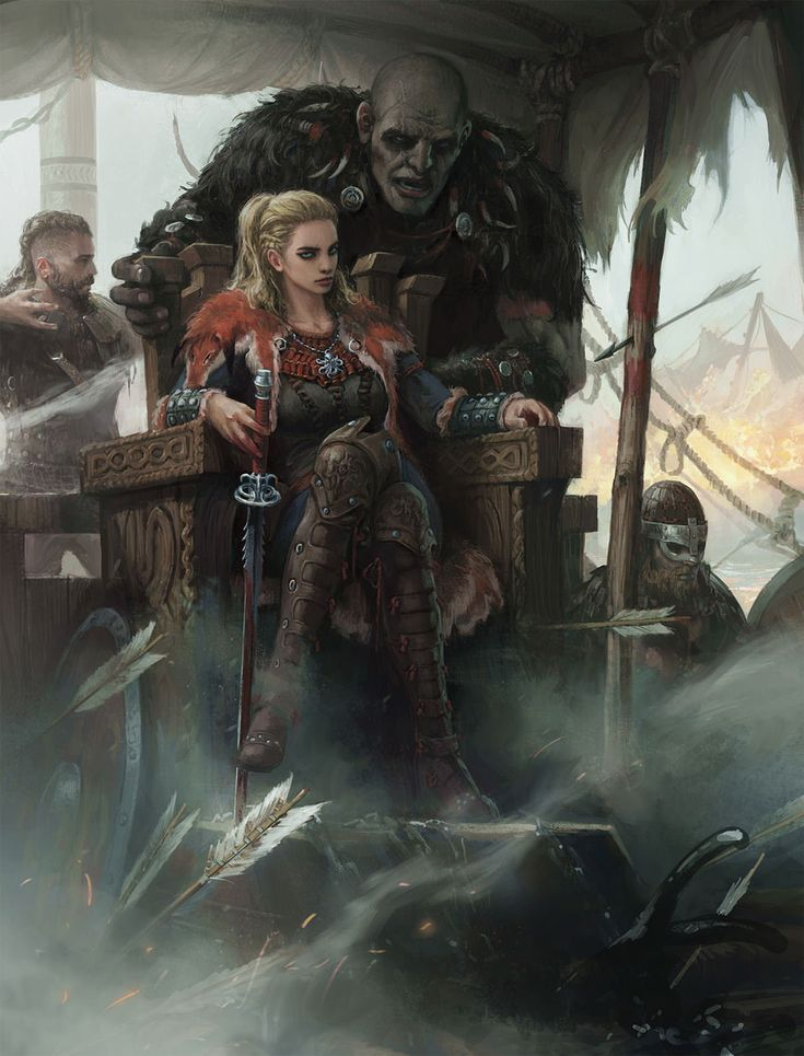 Pirate Queen quest giver leader