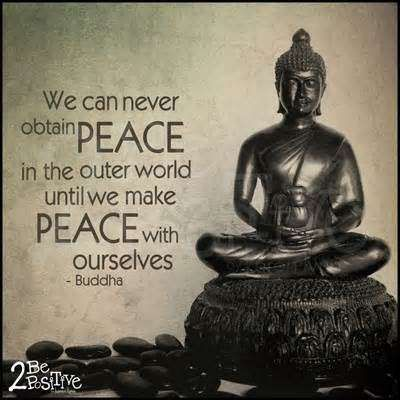 Inner Peace Quotes Buddha Buddha Quotes on Inner Peace peace quotes Famous Peace of Mind Quotes with Images|Pictures|Photos|Joy|Happiness  Peace Quotes Of all the judgments we pass in life, none is more important than the  25 Love Creating Quotes About Peace - Quotes Hunger Peace quotes - Peace Direct Beautiful Picture Quotes For Inner Peace | Famous Quotes | Love Quotes  Inspirational Picture Quotes: May peace bloom in your life. Peace versus Negative Peace: A Few Quotes & Excerpts on Ho...
