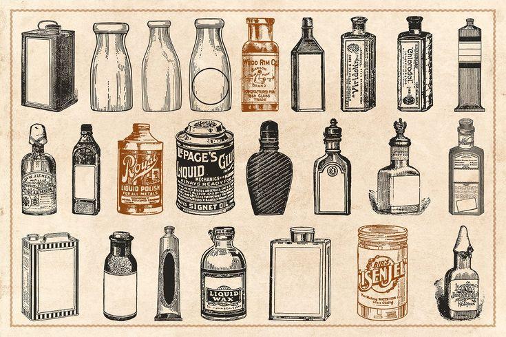 зомби актуальна винтажные картинки в аптеке как строительные