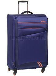 American Tourister Neonair Large 82cm Softside Suitcase Purple 58466