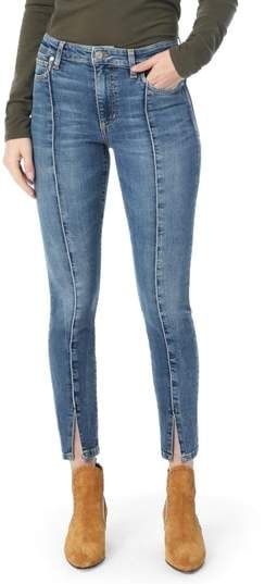 c74c2a1dacd Joe's Jeans Charlie Pintuck High Waist Ankle Skinny Jeans | Products ...