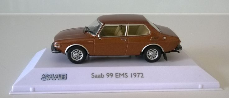 Saab Collection - Saab 99 EMS 1972