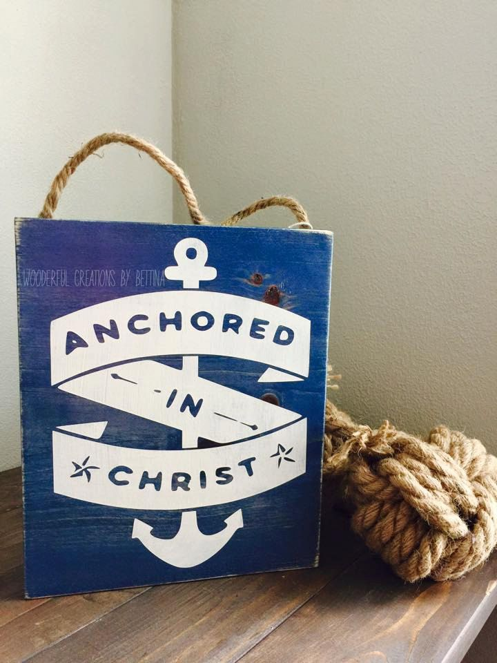 Rustic Wooden Signs, Beach Signs, Nautical Decor, Nautical Nursery Decor,  Nautical Wall