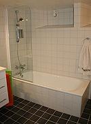 Dusjdør til badekaret