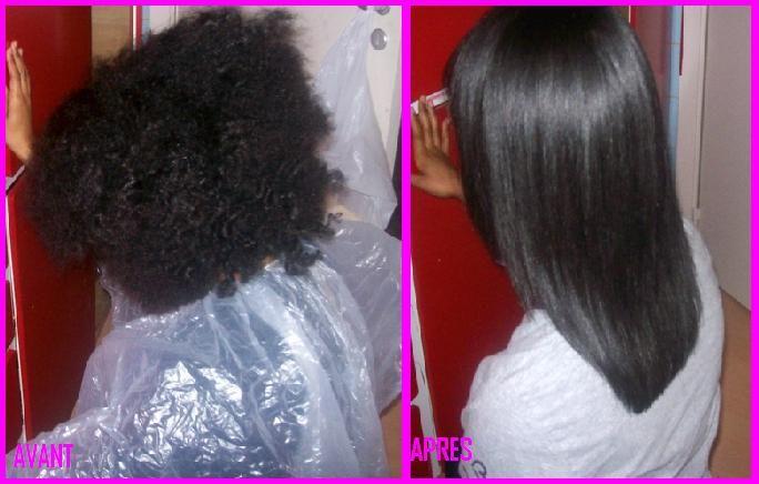 Le Resultat Du Lissage Bresilien Sur Les Cheveux Crepus Lissage Cheveux Crepus Cheveux Lissage Cheveux