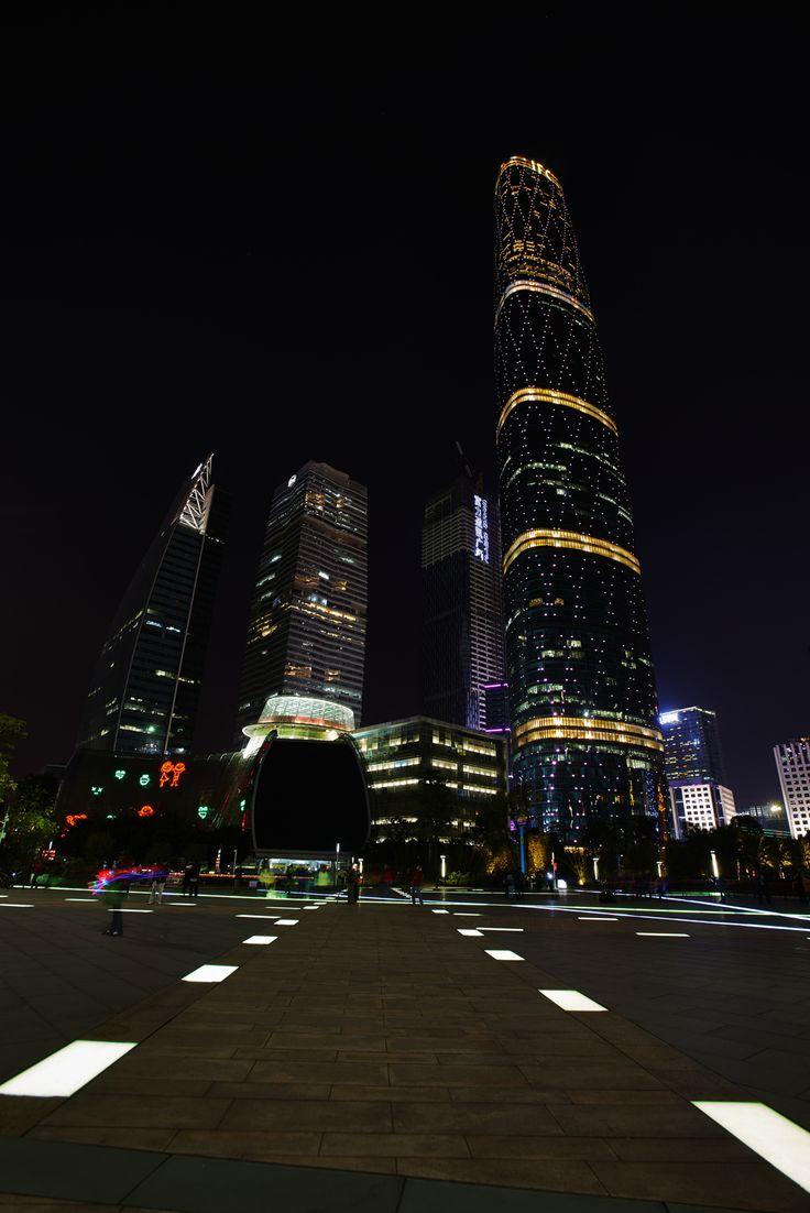 GUANGZHOU   Guangzhou IFC   440m  