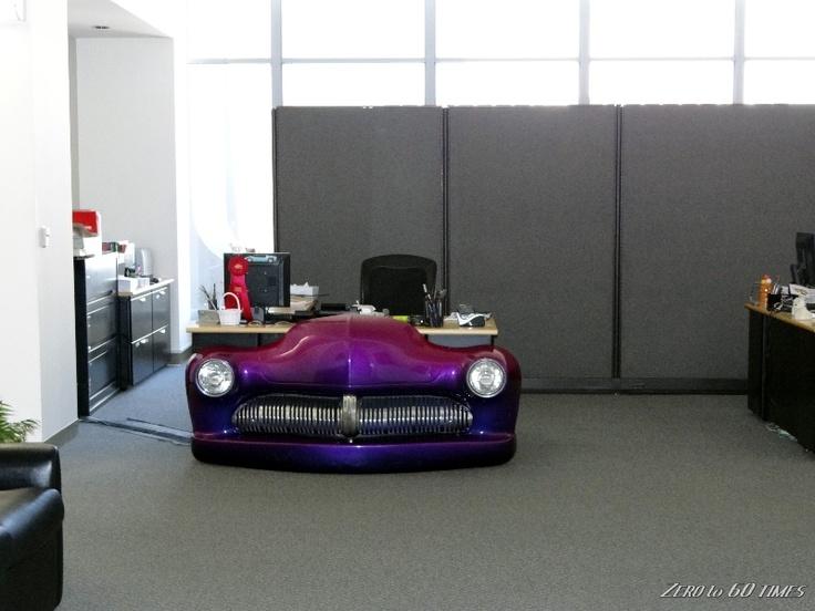 Classic Car Desk Car Furniture Car Part Furniture Car