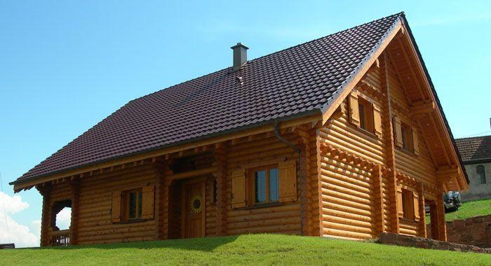44 best ikihirsi maisons en bois images on pinterest for Maison en bois finlandaise