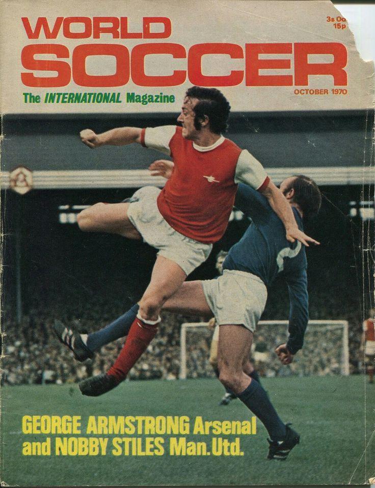 World Soccer magazine in October 1970.