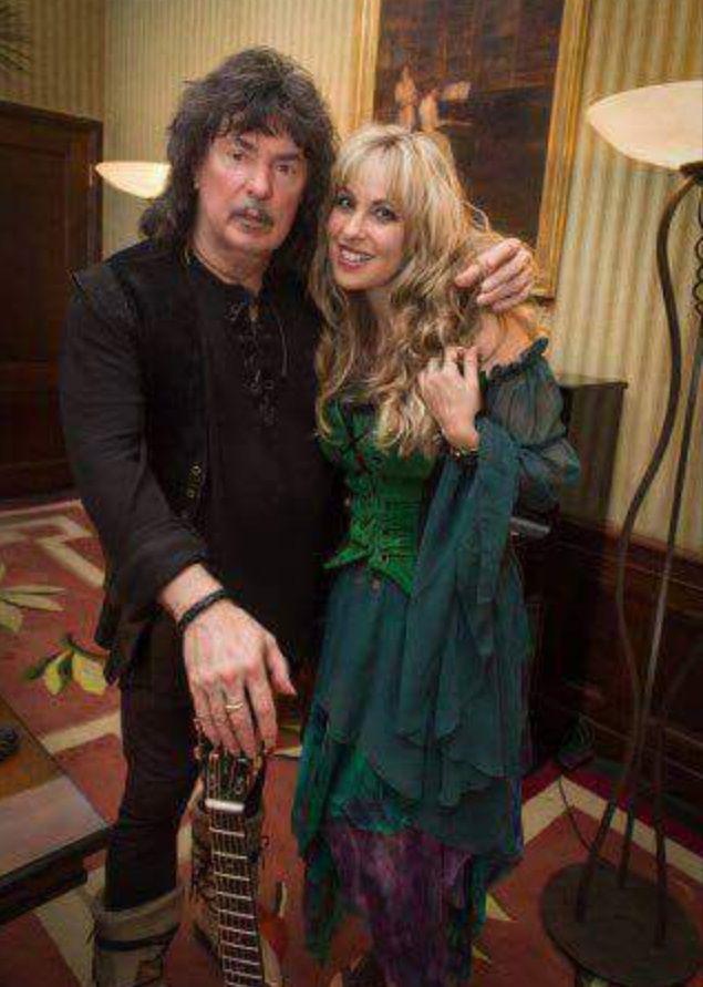 Ritchie Blackmore Amp Wife Candice Night Blackmore S Night