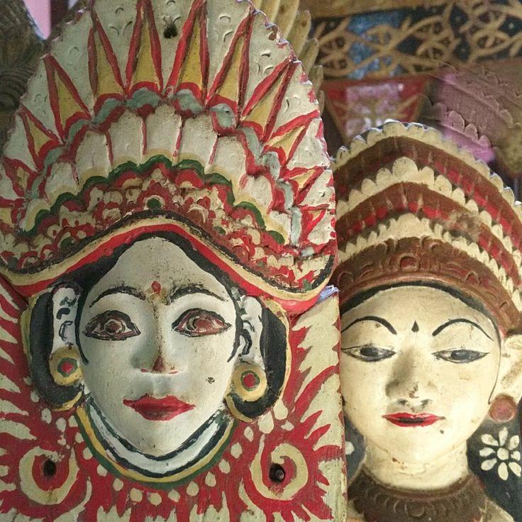 Balinese #cili #DewiSri www.kulukgallery.com #Bali