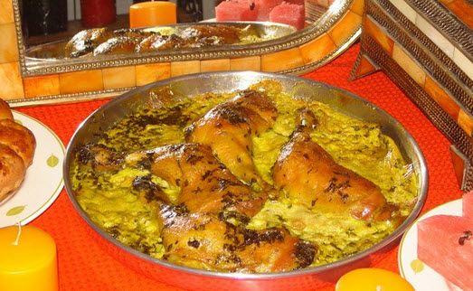 cuisses de poulet aux ufs choumicha cuisine marocaine choumicha recettes marocaines de. Black Bedroom Furniture Sets. Home Design Ideas