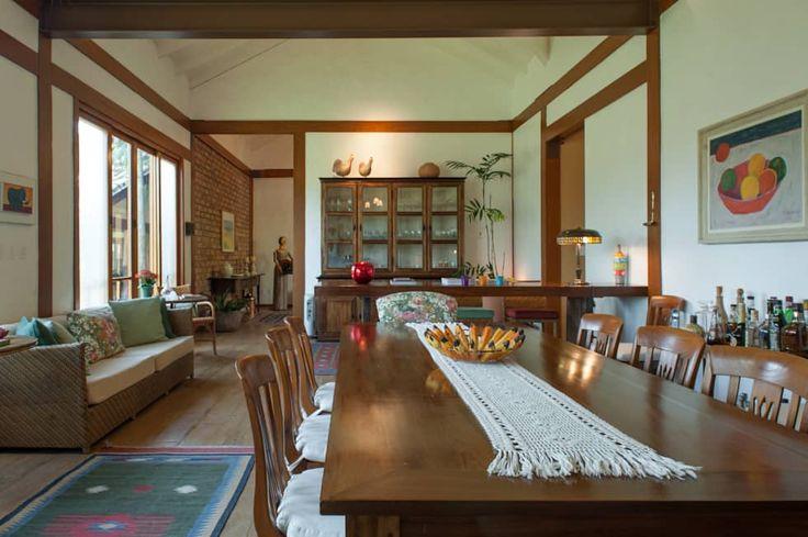 Столовые комнаты в . Автор - PM Arquitetura