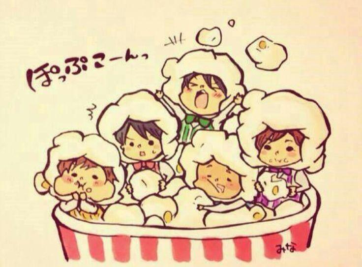 Arashi Popcorn