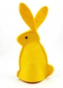 Patroon vilten eierwarmer voor Pasen - Hobby
