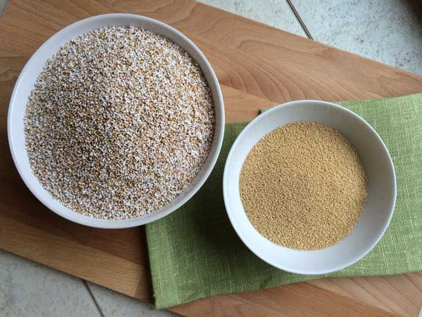How To Pop Amaranth - Simple Seasonal