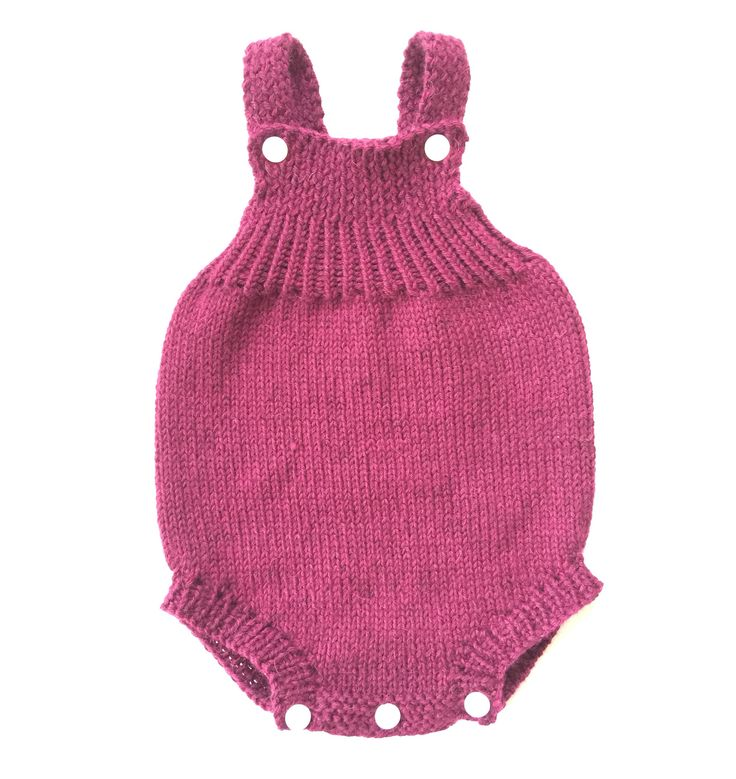 Babyromper / babydrakt fra Paelas
