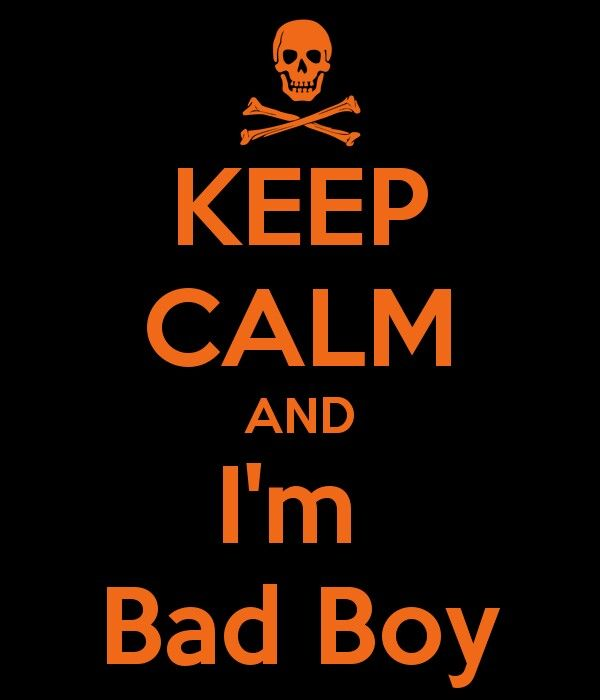I Love Bad Boys Wallpaper www.imgkid.com - The Image Kid Has It!