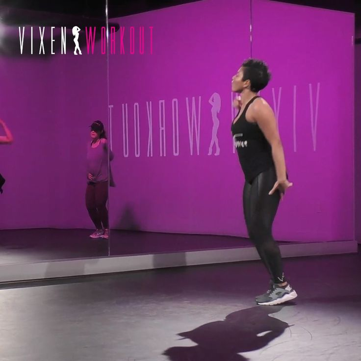 Watch: Dance Cardio Is Way More Captivating Than Counting