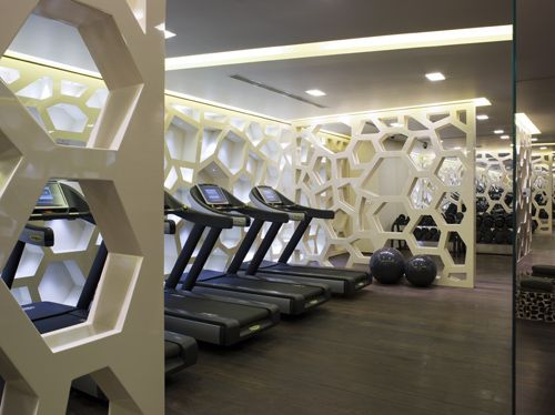 Fitness Center design. This is different!