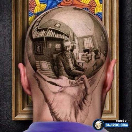 Bola de cristal do tatuagem de cabeça http://tatuagens247.blogspot.com/2016/08/outlaw-tatuagem-ideias-para-homens.html