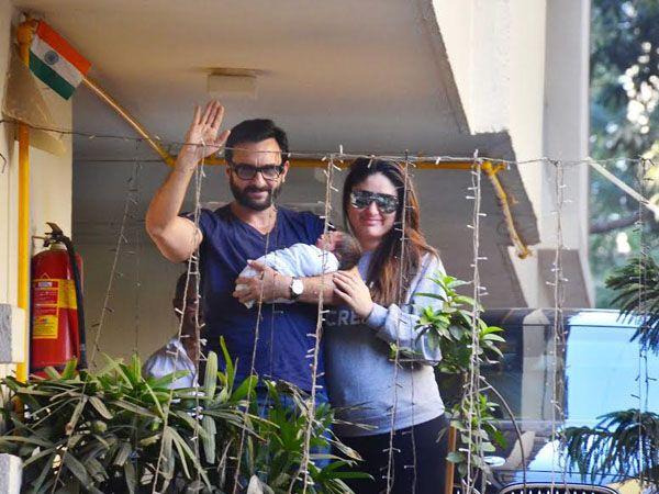 Taimur Ali Khan's first trip will be to Europe with Saif Ali Khan and Kareena Kapoor Khan?