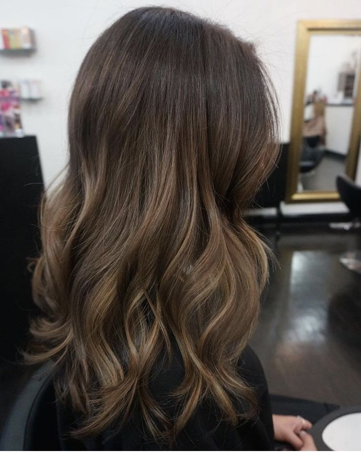 the 25 best balayage brunette ideas on pinterest baylage brunette balyage brunette and. Black Bedroom Furniture Sets. Home Design Ideas