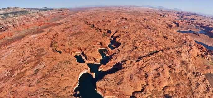 Panoramas Lago Powell, Utah-Arizona, Estados Unidos