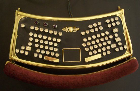 Ten Recycled Steampunk Keyboards | 1800Recycling.com
