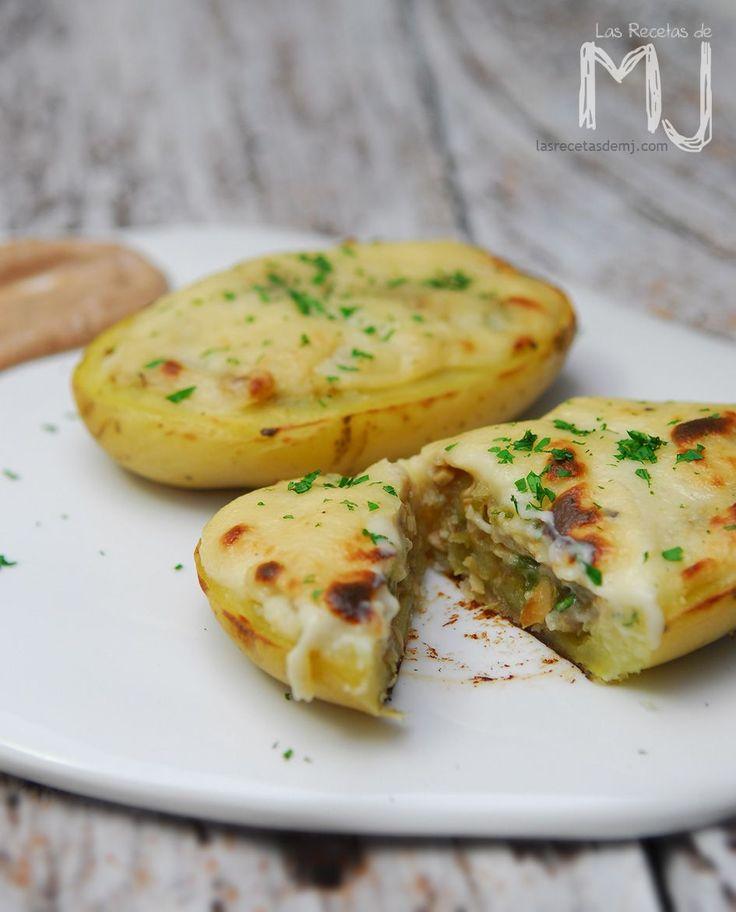 ¡Qué recuerdos me traen estas patatas rellenas! Esta fue una de las primeras recetas que hice buscando por internet. Al principio, quizá...