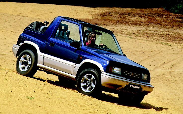 Dikke Vitara jenge!!!!     Suzuki  Vitara Cabrio.