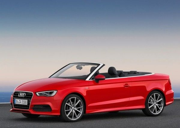 2014 Audi A3 Cabriolet Reds Release Dates 600x426 2014 Audi A3 Cabriolet Specs, Price, with Images
