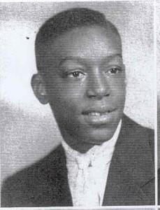 Ein seltenes Bild von Don Cornelius als junger Mann.
