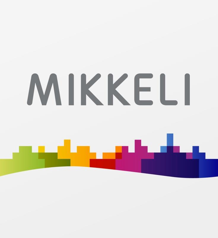 Logo and visual identity facelift for City of Mikkeli